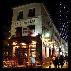 Le Consulat in Paris, Île-de-France