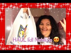 VIDEO HAUL NATALIZIO FATTO DA LIDL
