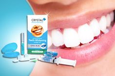 Want your teeth to shine bright like a diamond? Well talk the talk and love the way you smile with today's deal...