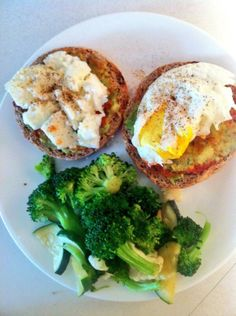 Food for Life english muffin breakfast idea!