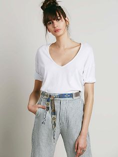 Free People Mariposa Wrap Belt at Free People Clothing Boutique
