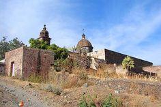 Valle De Santiago Guanajuato | Fotos de Valle de Santiago, Guanajuato, México: Templo de Santa Rosa