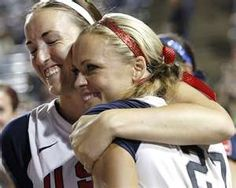 Monica Abbott and Jenny Finch, my 2 favorite softball players of all time.