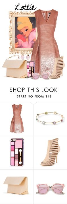"""""""Lottie - Disney's Princess and the Frog"""" by rubytyra ❤ liked on Polyvore featuring Fendi, Ippolita, Iala Díez and Pomellato"""