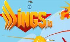 Wings.io,Wings.io harika bir uçak oyunudur.Dünya çapında oynanan mutliplayer oyununda basit görevin düşman oyuncuları vurmaya çalışmak. Silah toplama
