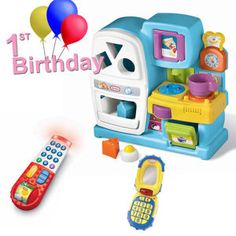 1ST Birthday Bundle Girl from #littletikes - $56.97