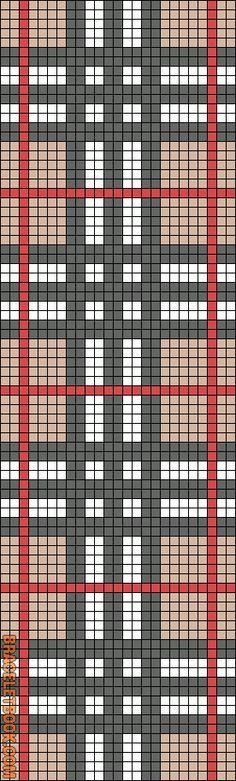 esquema de puntos de colores