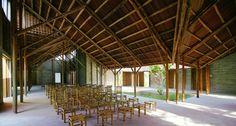 Cam Thanh Community House / 1+1>2 International Architects (Vietnã) Categoria: Cívico e Comunitário