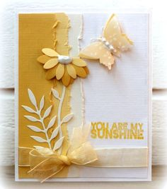 You are my Sunshine by Biggan - Cards and Paper Crafts at Splitcoaststampers