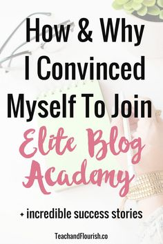 Afraid to invest in Elite Blog Academy? I was too! But the amazing success stories of other mompreneurs who enrolled helped change my mind. Click through to read my EBA story and more!