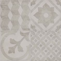 1000 images about carrelage motif on pinterest cement - Carrelage gres cerame imitation carreau de ciment ...