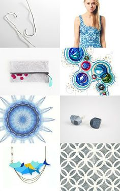 Crazy Spring by Ale on Etsy--Pinned with TreasuryPin.com