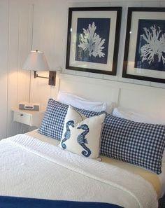 tiny wall-mounted bedside shelf/drawer