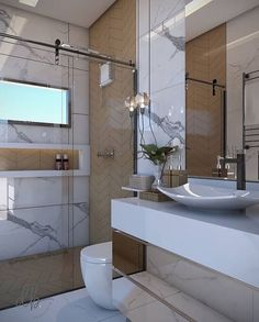 In love with the composition of coatings 💞 architecture love passion bathroom bateoomdesign home interiordesign design finedecoration woods woodsdesign house luxury classy modern Laundry Room Bathroom, Bathroom Layout, Small Bathroom, Bathroom Toilets, Bathroom Design Luxury, Modern Bathroom Design, Bathroom Styling, Bathroom Renovations, Bathroom Inspiration
