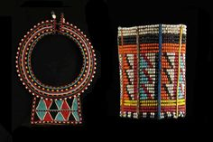 Collares y pulseras Masai - Nomadbubbles Tribu Masai, Masai Tribe, African Necklace, Ethiopia, Beaded Jewelry, Collars, Bubbles, Beads, Accessories