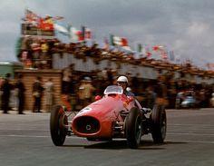 Alberto Ascari - Ferrari 500 - 1953 - British GP (Silverstone)