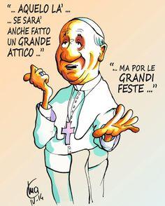 ITALIAN COMICS - Papa Bergoglio: un rivoluzionario in Vaticano