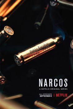 Narcos Season 2 Poster 1