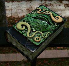 Dragon Eye Book Box-angled view by MandarinMoon.deviantart.com on @deviantART