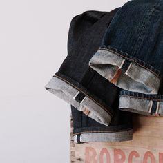 Selvedge plasure. #followtheR #denim #jeans #style