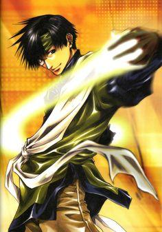 Saiyuki ~~ Power :: Hakkai