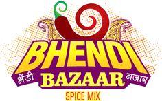 Spice Product Logo Design - Bhendi Bazaar