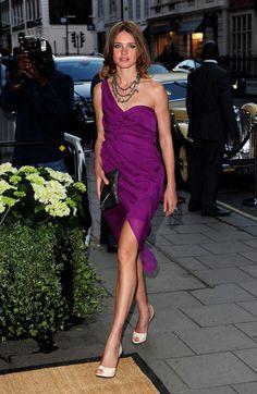 Natalia Vodianova Photos - Tom Ford Store Opening - Zimbio