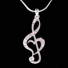 We've Brainstormed, You Benefit: The Best Jewelry Advice Is Here Music Jewelry, Cute Jewelry, Unique Jewelry, Jewelry Accessories, Jewelry Necklaces, Diamond Pendant Necklace, Snake Necklace, Crystal Pendant, Wire Wrapped Rings