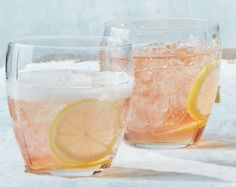 These breezy cocktails are the kind of thing you can drink all afternoon.