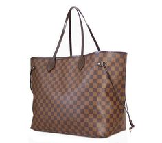 Just Added !  Louis Vuitton Nev...   Check this out here http://www.garo-luxury.com/products/louis-vuitton-damier-neverfull-gm-tote-bag?utm_campaign=social_autopilot&utm_source=pin&utm_medium=pin