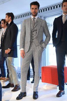 Suitsupply Spring-Summer 2017 New York Fashion Week Men's