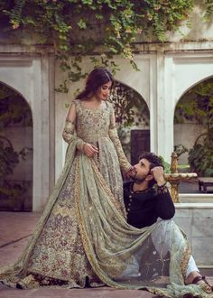 Pakistani Wedding Outfits, Pakistani Bridal Dresses, Pakistani Wedding Dresses, Bridal Outfits, Indian Dresses, Indian Outfits, Shadi Dresses, Pakistani Couture, Bridal Sarees