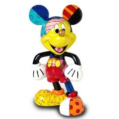 Disney by Britto Mickey Mouse Figurine 20cm