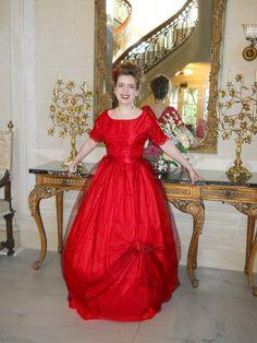Ladies' 1958 Party Dress Pattern | Sense & Sensibility Patterns
