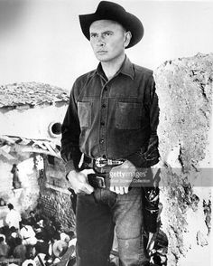 Yul Brynner in The Magnificent Seven 1960