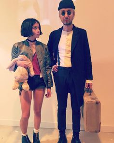 From Kendall Jenner to Heidi Klum, The Best Celebrity Halloween Costumes From… Best Celebrity Halloween Costumes, 90s Costume, Movie Halloween Costumes, Halloween Cosplay, Cool Costumes, Movie Couples Costumes, Halloween 2015, Matilda Costume, Costume Ideas