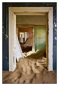Door to Door - Namibia