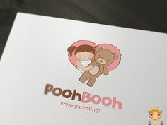 how cuteee!! #logo #sale #onegiraphe Parenting, Logos, Cover, Baby, Logo, Baby Humor, Infant, Babies, Childcare