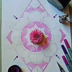 #autumn #flowers✏  #inspiration   WIP .  .  .  .  .  .  .  .  #mandala #zentangle #mandalas #love #draw #drawing #color #beautiful #art #artist #artwork #creative #instadraw #lovemandalas #photography #motivation #tattoo #instagood #workinprogress #photooftheday #motivation #amazing #my #happy #instagram #life #lifeisgood