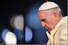 El papa pide a los obispos que repudien la corrupción - http://www.leanoticias.com/2015/05/18/el-papa-pide-a-los-obispos-que-repudien-la-corrupcion/