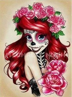 Ariel - Día de Los Muertos