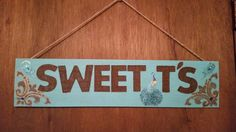 Sweet T's Custom Creation Birthday Calendar