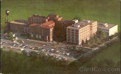 The Genesee Hospital, 224 Alexander Street Rochester New York 1972