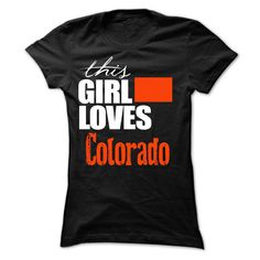 Nice T-shirts [Best Discount] This girl love Colorado at (3Tshirts)  Design Description: If you were born in California. This is T-Shirt for you !  If you do not utterly love this Shirt, you'll SEARCH your favorite one through using search bar on the header.... -  #camera #grandma #grandpa #lifestyle #military #states - http://tshirttshirttshirts.com/lifestyle/best-discount-this-girl-love-colorado-at-3tshirts.html Check more at...