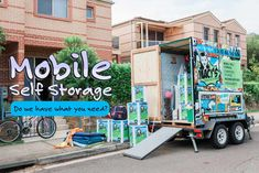 With Macy's Mobile Self Storage, it's easy and simple to store your stuff! Whether you're having a move or just don't have enough space at home, we will make sure that your stuff is in good hands. Call 1300409069 for inquiries. Self Storage, What I Need, Best Self, Storage Solutions, Sydney, It's Easy, Simple, Check, Hands