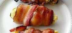 Bacon Wrapped Stuffed Jalapenos   noGuilt Nutrition
