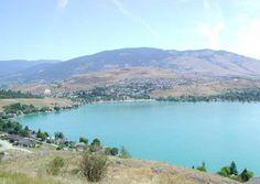 Vernon, British Columbia in British Columbia
