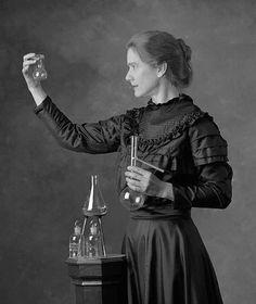 """Marie Curie, ispirazione per Rachel Watzlawick in """"Victorian Vigilante"""""""