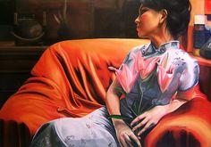 Artodyssey: Kathrin Longhurst