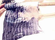 Dye a T-Shirt Using the Shibori Pole-Wrapping Technique - Tuts+ Crafts & DIY Tutorial